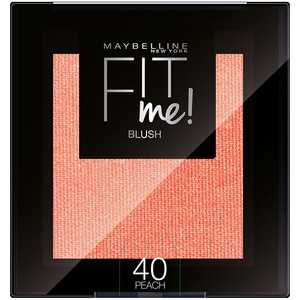 Fard de obraz MAYBELLINE NEW YORK Fit Me Blush, 40 Peach, 4.5g