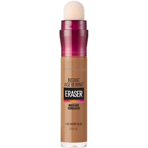 Corector MAYBELLINE NEW YORK Instant Anti Age Eraser, 145 Warm Olive, 6.8ml