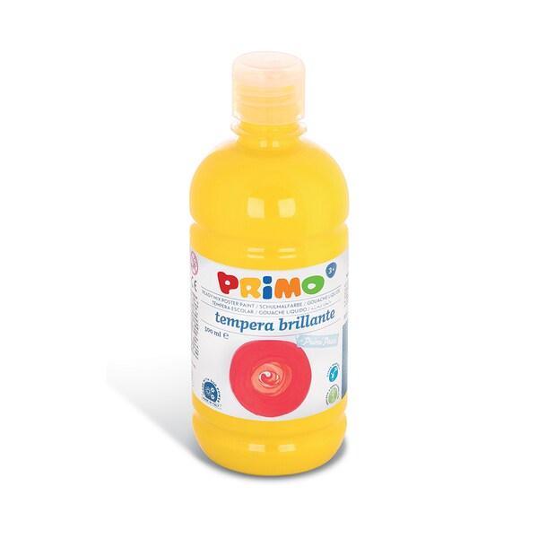 Tempera MOROCOLOR Primo, 500 ml, galben