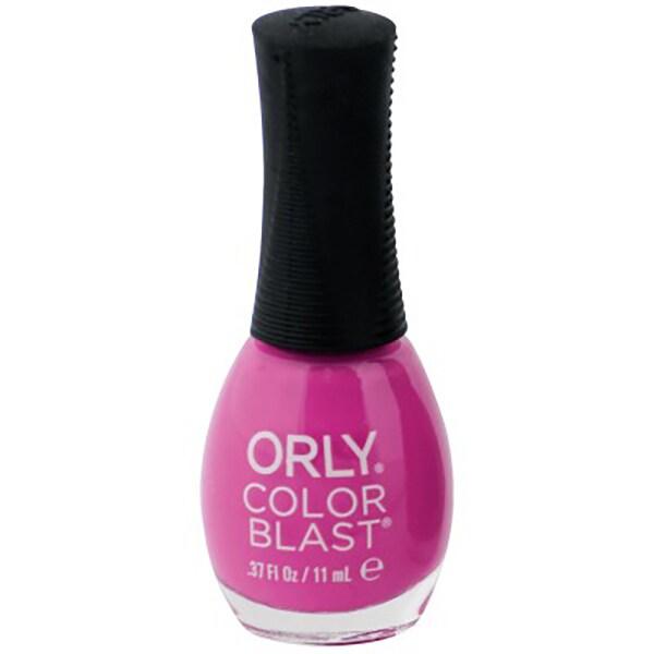 Lac de unghii ORLY Color Blast, 50020 Grape Neon, 11ml