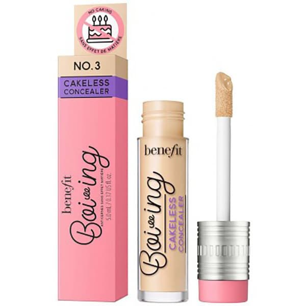 Corector BENEFIT Boi-ing Cakeless, 03 Light Neutral, 5ml