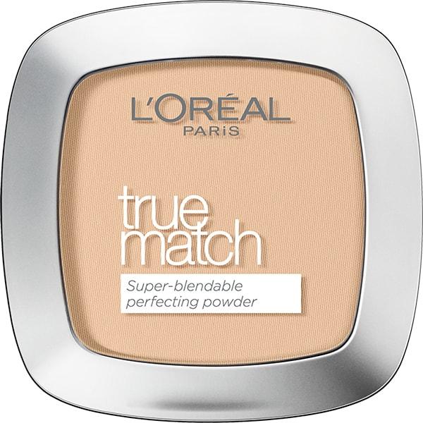 Pudra compacta L'OREAL PARIS Paris True Match, 2N Vanilla, 9g