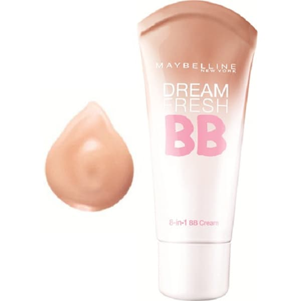 Creama BB MAYBELLINE NEW YORK Dream Fresh, Light, 30ml