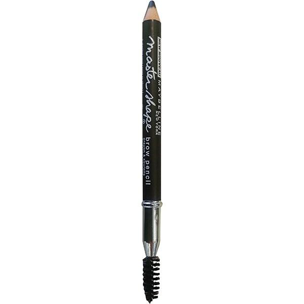 Creion pentru sprancene MAYBELLINE NEW YORK Master Shape Brow, Deep Brown, 4g