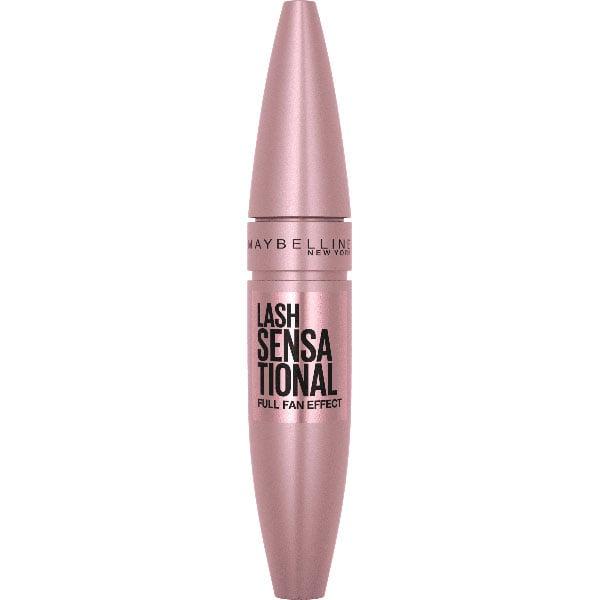 Mascara MAYBELLINE NEW YORK Lash Sensational, Very Black, 9.5ml