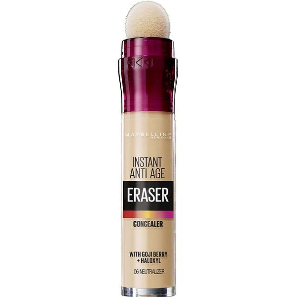 Corector MAYBELLINE NEW YORK Instant Anti Age Eraser, 06 Neutralizer, 6.8ml