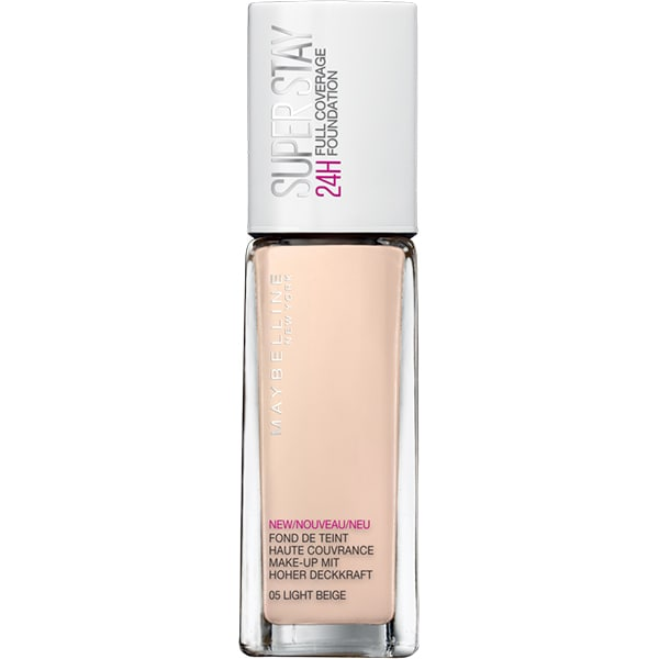 Fond de ten MAYBELLINE NEW YORK Superstay 24H, 48 Sun Beige, 30ml