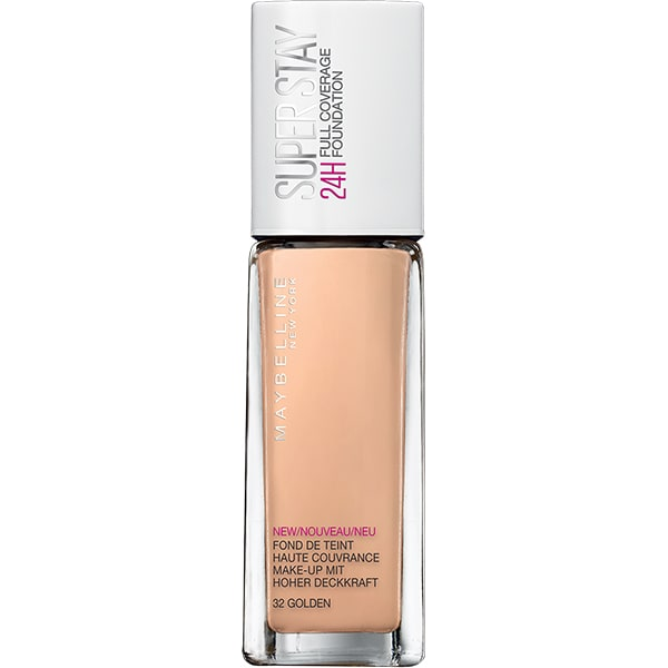 Fond de ten MAYBELLINE NEW YORK Superstay 24H, 32 Golden, 30ml