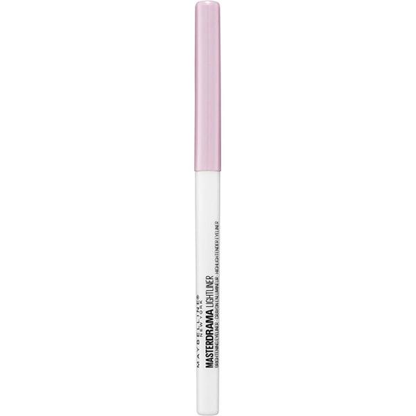 Creion de ochi MAYBELLINE NEW YORK Master Drama Lightliner, 25 Glimmerlight Pink, 1.5g
