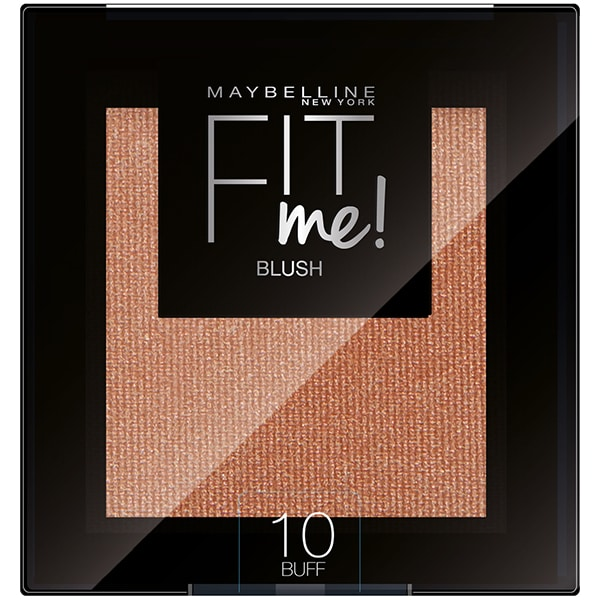 Fard de obraz MAYBELLINE NEW YORK Fit Me Blush, 10 Buff, 4.5g