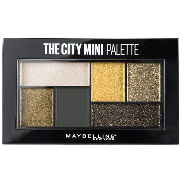 Paleta farduri MAYBELLINE NEW YORK The City, 420 Urban Jungle, 6g