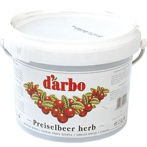 Gem de merisor DARBO, 2kg