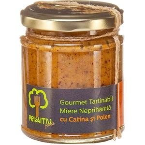 Gourmet tartinabil cu catina si polen PRIMITIV FOODS, 240g