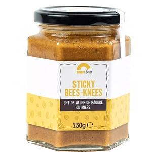 Unt de alune Sticky Bees-Knees SUNDAY BITES, 250g