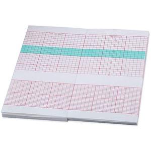 Hartie imprimanta pentru monitor fetal COMEN 040-000824-00, alb