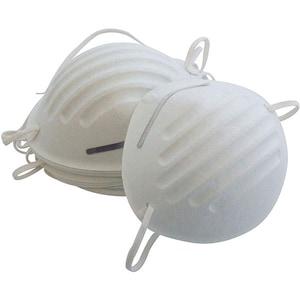 Set masti de protectie HM-102, 50 bucati, alb