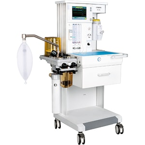 "Dispozitiv anestezie COMEN AX 400, 8.4"", Touch screen, Acumulator Li-Ion, alb"