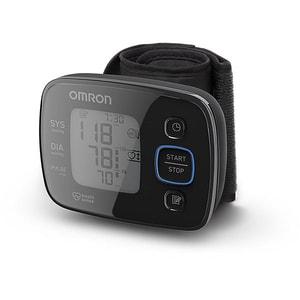 Tensiometru digital de incheietura OMRON HG 5, 90 memorii, negru