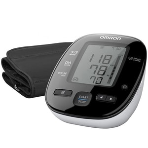 Tensiometru digital de brat OMRON HEM-7270-E, 60 memorii, negru