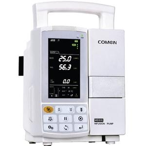 """Pompa de infuzie COMEN ME 600, 5.4"""", Acumulator Li-Ion, alb"""