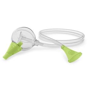 Aspirator nazal NOSIBOO Eco N-ECO-01-03, verde deschis-transparent