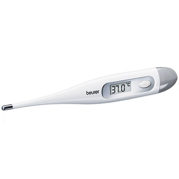 Termometru digital BEURER FT09, alb-argintiu