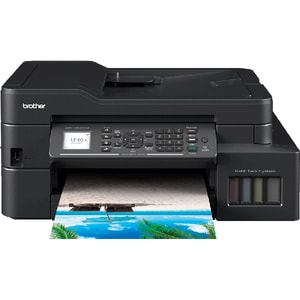Multifunctional inkjet color BROTHER MFC-T920DW, A4, USB, Wi-Fi, retea, fax