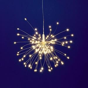 Decor artificii cu LED HOME MFW 120/WW, 120 micro led-uri