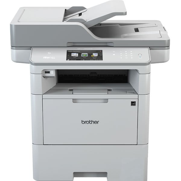 Multifunctional laser monocrom BROTHER MFC-L6800DW, A4, USB, Retea, Wi-Fi, NFC, Fax