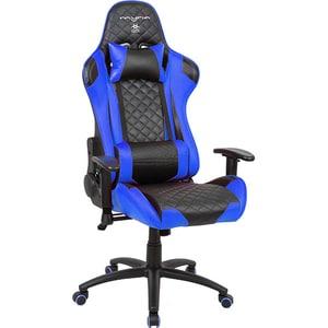 Scaun gaming MYRIA MG7405BL, negru-albastru