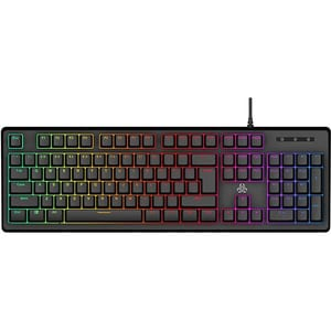 Tastatura Gaming MYRIA MG7522, USB, Layout US, negru