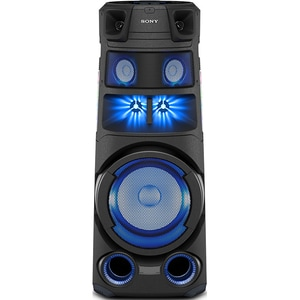 Sistem audio SONY V83, Bluetooth, Jet bass booster, FM, negru