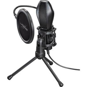 Microfon streaming HAMA uRage xStr3am Evolution, USB, negru