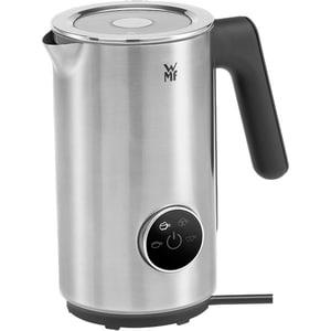 Aparat spumare lapte WMF Lumero 413300011, 500W, argintiu-negru