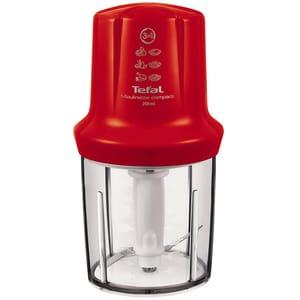 Mini tocator TEFAL Moulinette Compact MB300538. 0.25l, 270W, 1 treapta viteza, rosu