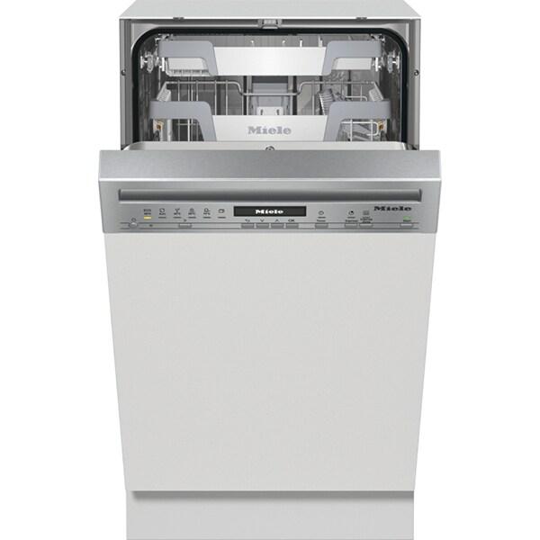 Masina de spalat vase semi-incorporabila MIELE G 5640 SCI EDST/CLST, 9 seturi, 5 programe, Clasa D, inox