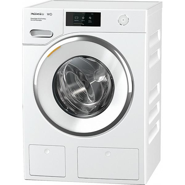 Masina de spalat rufe frontala MIELE WWR 860 PWS, Wi-Fi, 9 kg, 1600rpm, Clasa A, alb