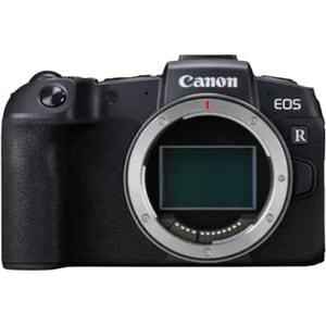 Aparat foto mirrorless CANON EOS RP, 26.2 MP, 4K, Wi-Fi, negru