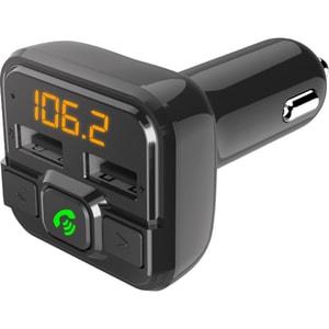 Modulator FM HAMA 14158, Bluetooth, MicroSD, USB, negru