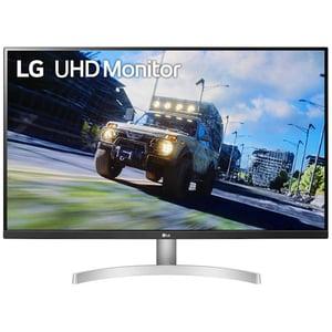 """Monitor LED VA LG 32UN500-W, 31.5"""", 4K UHD, 60Hz, AMD FreeSync, alb"""