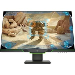 "Monitor Gaming LED IPS HP X27i 2K, 27"", QHD, 144Hz, FreeSync, negru"