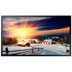 "Display profesional SAMSUNG LH55OHFPVBC, 55"", Full HD, 60 Hz, negru"