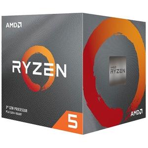 Procesor AMD Ryzen 5 1600, 3.2GHz/3.6GHz, Socket AM4, YD1600BBAFBOX
