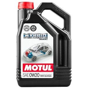 Ulei motor MOTUL MOTHYBRID0W204L, 0W20, 4l
