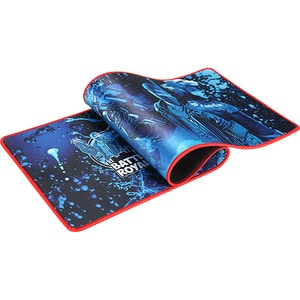 Mouse Pad Gaming MARVO G35 Battle Royale, marimea XL, albastru