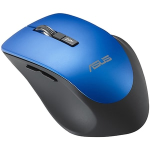 Mouse Wireless ASUS WT425, 1600 dpi, albastru