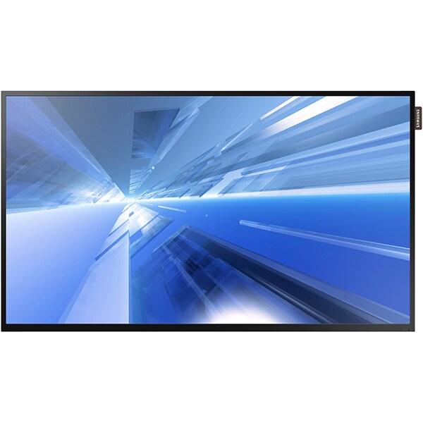 "Display profesional SAMSUNG LH32DBEPLGC, 32"", Full HD, 60 Hz, Wi-Fi, negru"