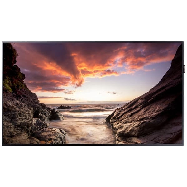 "Display profesional SAMSUNG LH32PMFPBGC, 32"", Full HD, 60 Hz, negru"