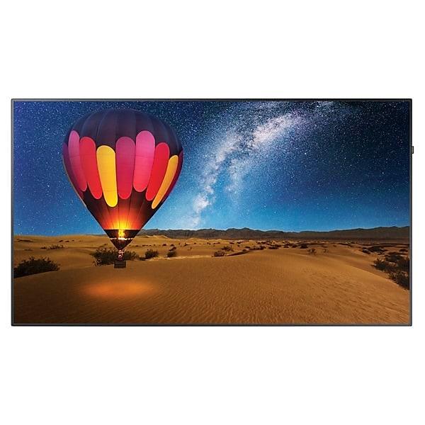 "Display profesional SAMSUNG LH98QMFPBGC, 85"", Ultra HD 4K, 60 Hz, negru"