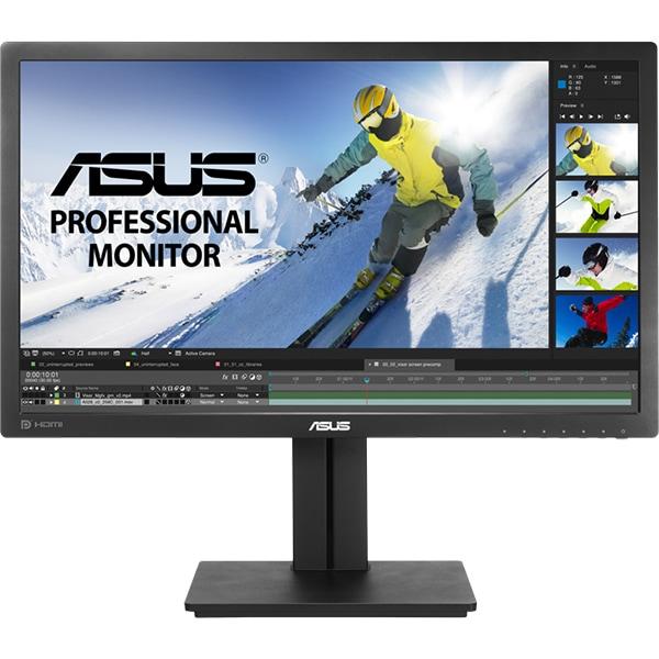 "Monitor LED IPS ASUS PB278QV, 27"", WQHD, Adaptive-Sync, 75Hz, negru"